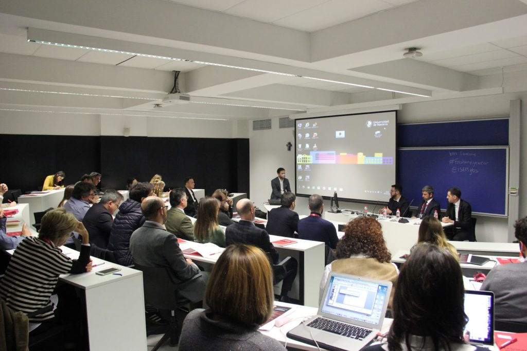Sito Busto en ISEM Fashion Business School